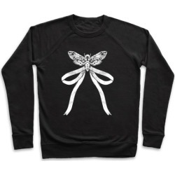 Moth Bow Pullover from LookHUMAN