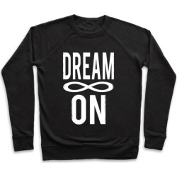 Dream On- Infinity Pullover from LookHUMAN found on Bargain Bro from LookHUMAN for USD $26.59