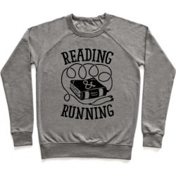 Reading & Running Pullover from LookHUMAN