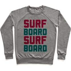 Surfboard Pullover from LookHUMAN
