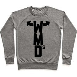 WMD's Pullover from LookHUMAN