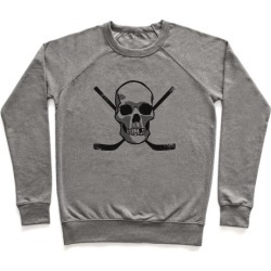 Hockey Skull Pullover from LookHUMAN found on Bargain Bro from LookHUMAN for USD $26.59
