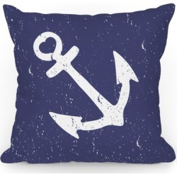 Love Anchor Throw Pillow from LookHUMAN found on Bargain Bro Philippines from LookHUMAN for $37.99
