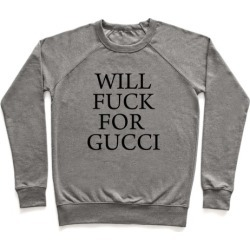 I Like Gucci Pullover from LookHUMAN