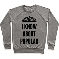Popular Pullover from LookHUMAN