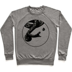 Deadly Diamonds Rattler and Moth Pullover from LookHUMAN