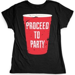 Proceed to Party T-Shirt from LookHUMAN