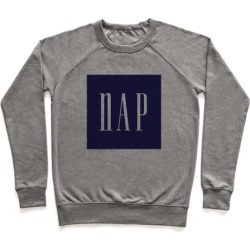 Nap Pullover from LookHUMAN