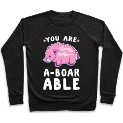 You are Aboarable Pullover from LookHUMAN