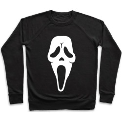 Scream Pullover from LookHUMAN