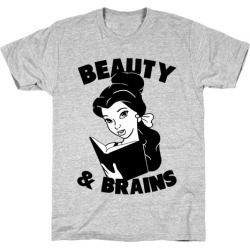 Beauty & Bains T-Shirt from LookHUMAN found on Bargain Bro from LookHUMAN for USD $16.71