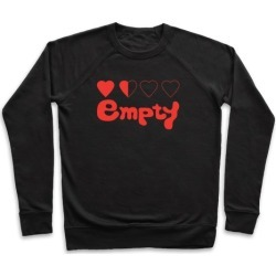 Empty Pullover from LookHUMAN