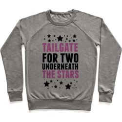 Tailgate for Two Pullover from LookHUMAN