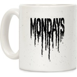Mondays Mug from LookHUMAN