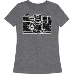 Camera T-Shirt from LookHUMAN