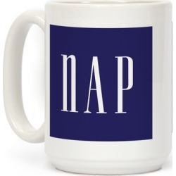 Nap Mug from LookHUMAN