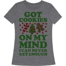 Got Cookies On My Mind T-Shirt from LookHUMAN found on Bargain Bro Philippines from LookHUMAN for $25.99
