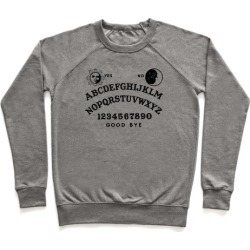 Ouija Pullover from LookHUMAN