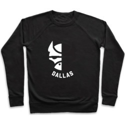 Dallas Ball Pullover from LookHUMAN