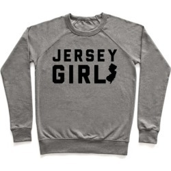 Jersey Girl Pullover from LookHUMAN