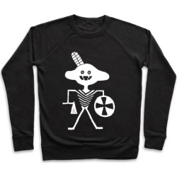 Hatchet Pullover from LookHUMAN