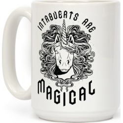 Introverts are Magical Mug from LookHUMAN