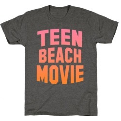 Teen Beach Movie T-Shirt from LookHUMAN