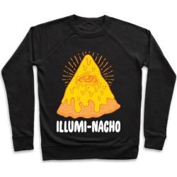 Illumi-Nacho Pullover from LookHUMAN