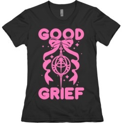 Good Grief T-Shirt from LookHUMAN