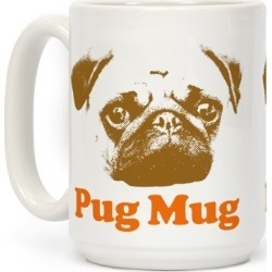 Pug Mug from LookHUMAN