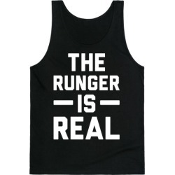 The Runger Is Real Tank Top from LookHUMAN found on Bargain Bro Philippines from LookHUMAN for $25.99