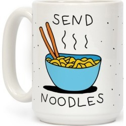 Send Noodles Mug from LookHUMAN