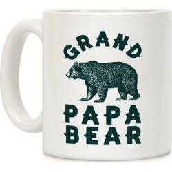 Grandpapa Bear Mug from LookHUMAN