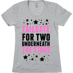 Tailgate for Two T-Shirt from LookHUMAN