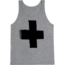 Addition Tank Top from LookHUMAN