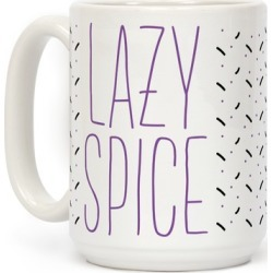 Lazy Spice Girl Mug from LookHUMAN found on Bargain Bro Philippines from LookHUMAN for $17.99