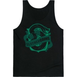SlytherGAINS Tank Top from LookHUMAN