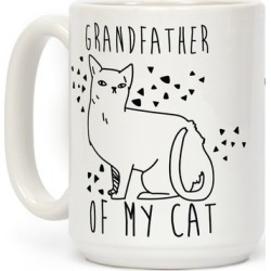 Grandfather of My Cat Mug from LookHUMAN