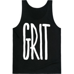 Grit Tank Top from LookHUMAN