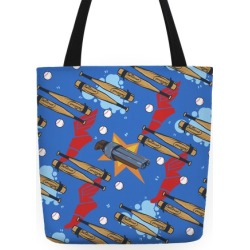 Scout Bag Tote Bag from LookHUMAN