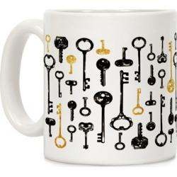 Keys Mug from LookHUMAN