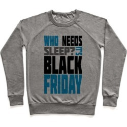 Black Friday (long sleeve) Pullover from LookHUMAN found on MODAPINS from LookHUMAN for USD $34.99