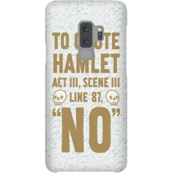 To Quote Hamlet Act III, Scene iii Line 87, No Phone Case from LookHUMAN found on Bargain Bro India from LookHUMAN for $32.00