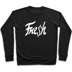 Fresh Pullover from LookHUMAN