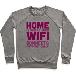 Home Pullover from LookHUMAN