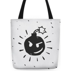 Sex Bob-omb Tote Bag from LookHUMAN found on Bargain Bro India from LookHUMAN for $27.99