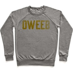 Dweeb Pullover from LookHUMAN