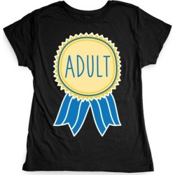 Adult Award T-Shirt from LookHUMAN found on Bargain Bro India from LookHUMAN for $21.99