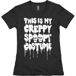 This Is My Creppy Spoopy Costume T-Shirt from LookHUMAN found on Bargain Bro Philippines from LookHUMAN for $21.99