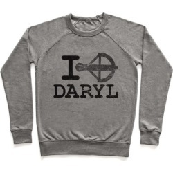 Crossbow Daryl Glo Pullover from LookHUMAN